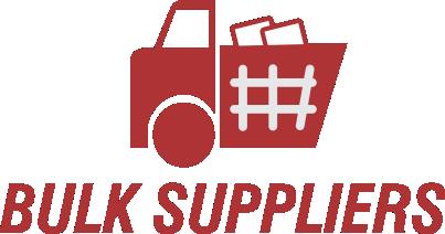 Bulk Suppliers