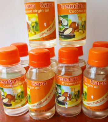 Freedom Care coconut oil