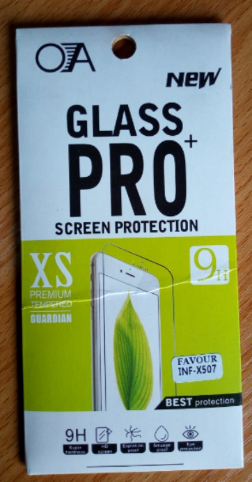 Glass Pro+ Screen Protection