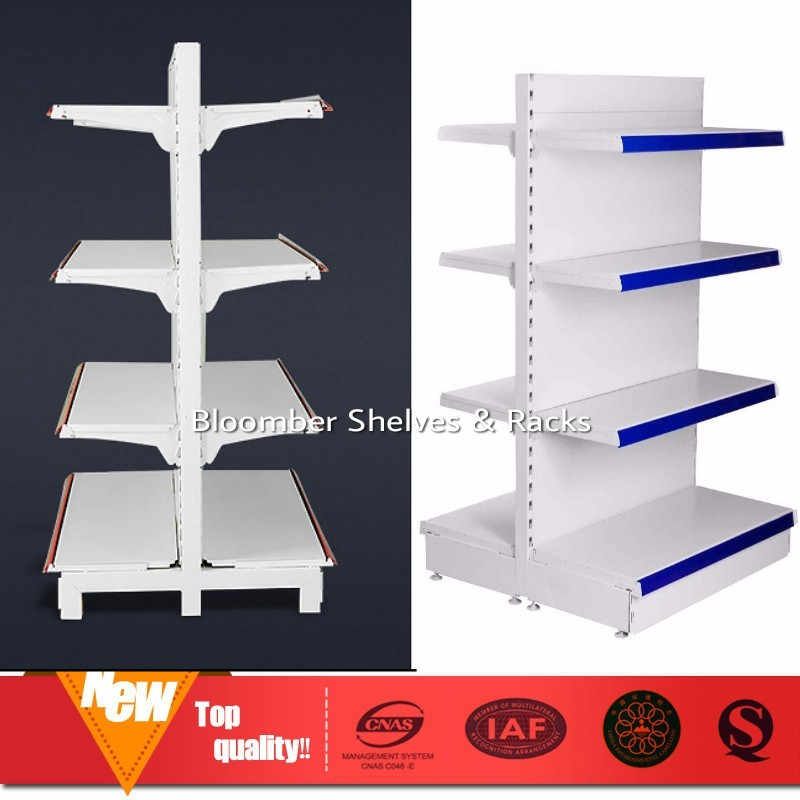 5ft Double-sided Supermarket Gondola Shelve