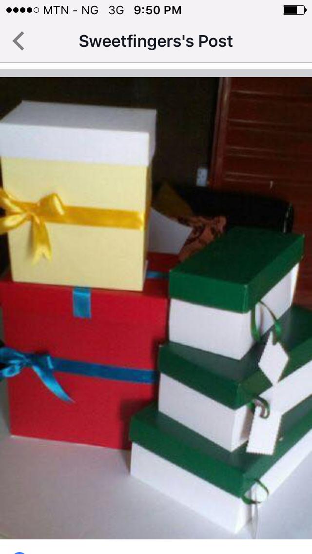 Shoe box/jewelry box