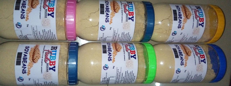 Soyabeans powder