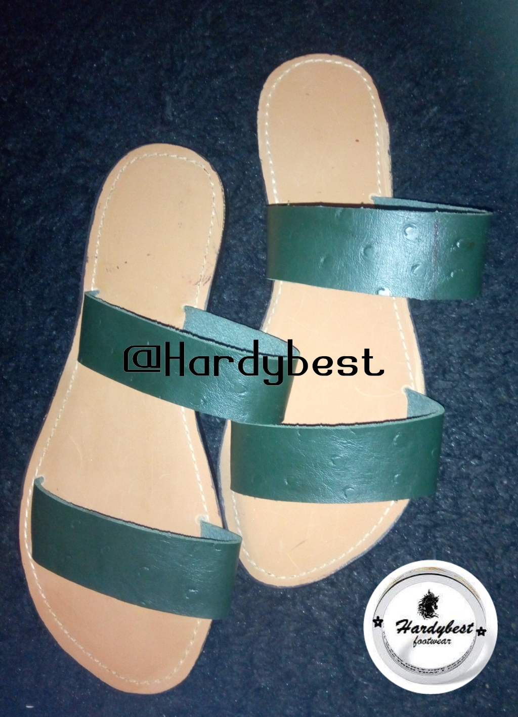 Hardybest cross slippers