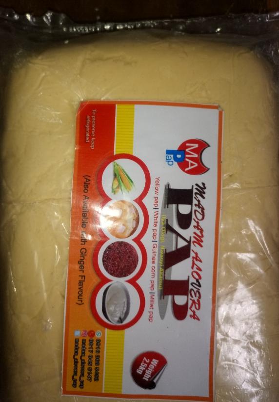YELLOW PAP 2.5kg