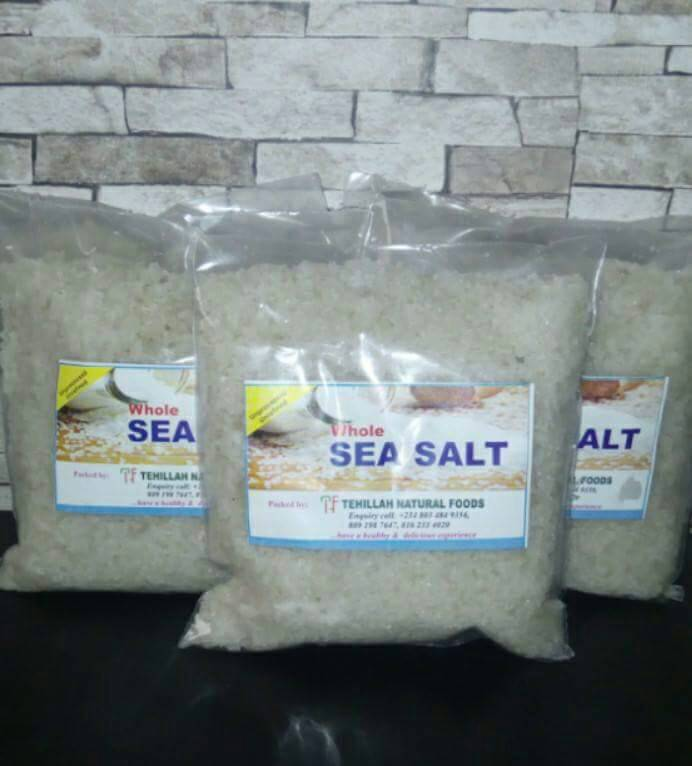 Iodized Sea Salt (1kg)