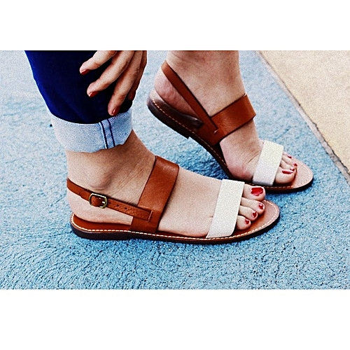 Quality female sandal