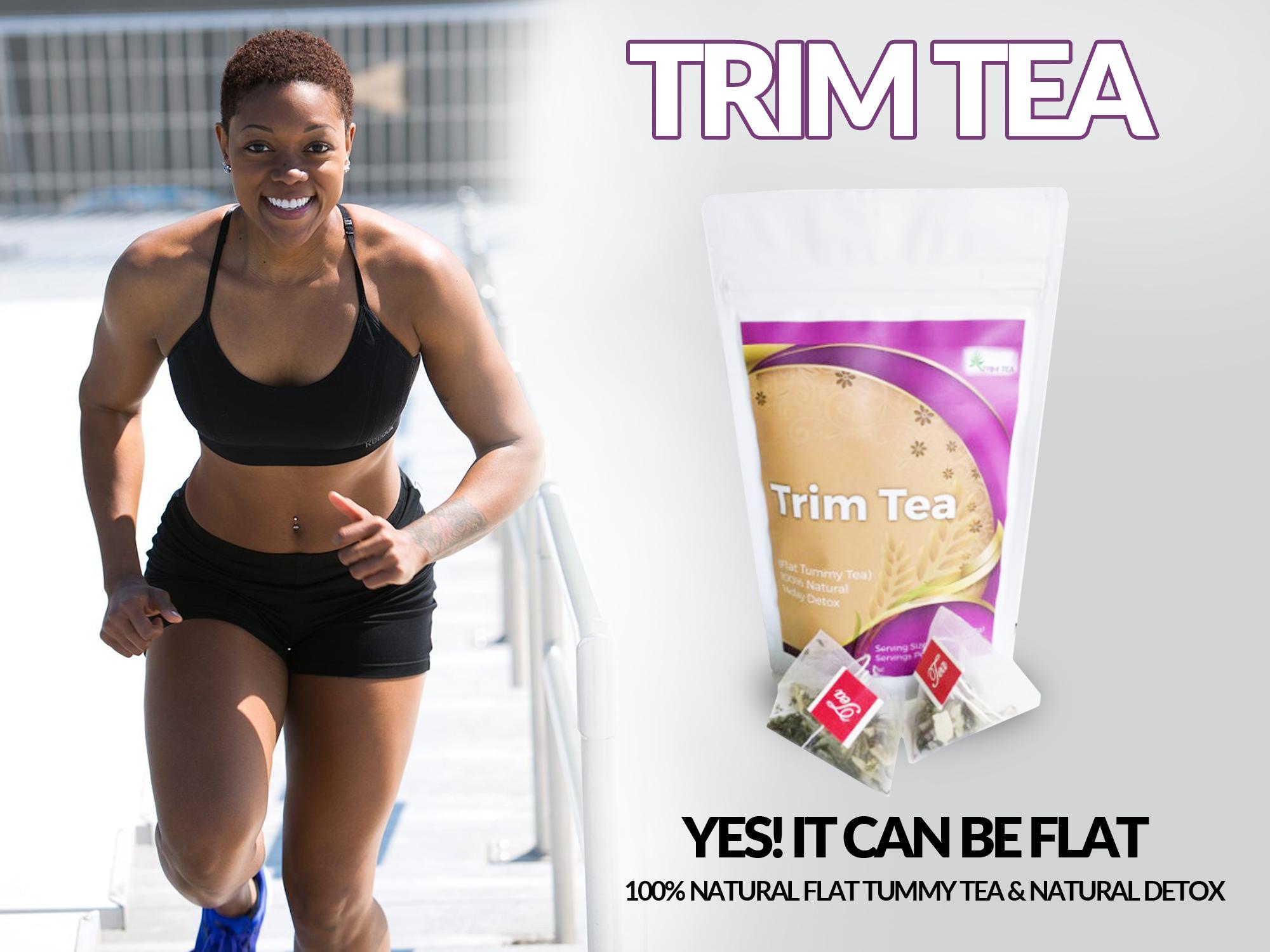 Trim Flattummy Tea