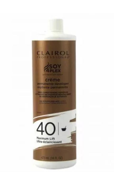 Clairol 40 creme developer