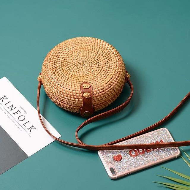 Bamboo Fashion Statement Bag