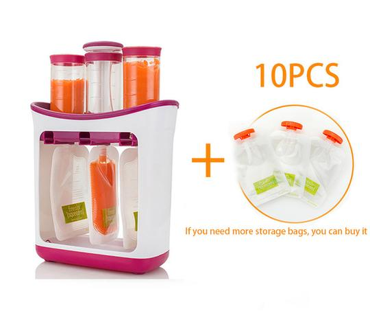 Baby Food Maker & Feeding Containers