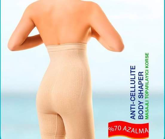 Anti-Cellulite Shapewear