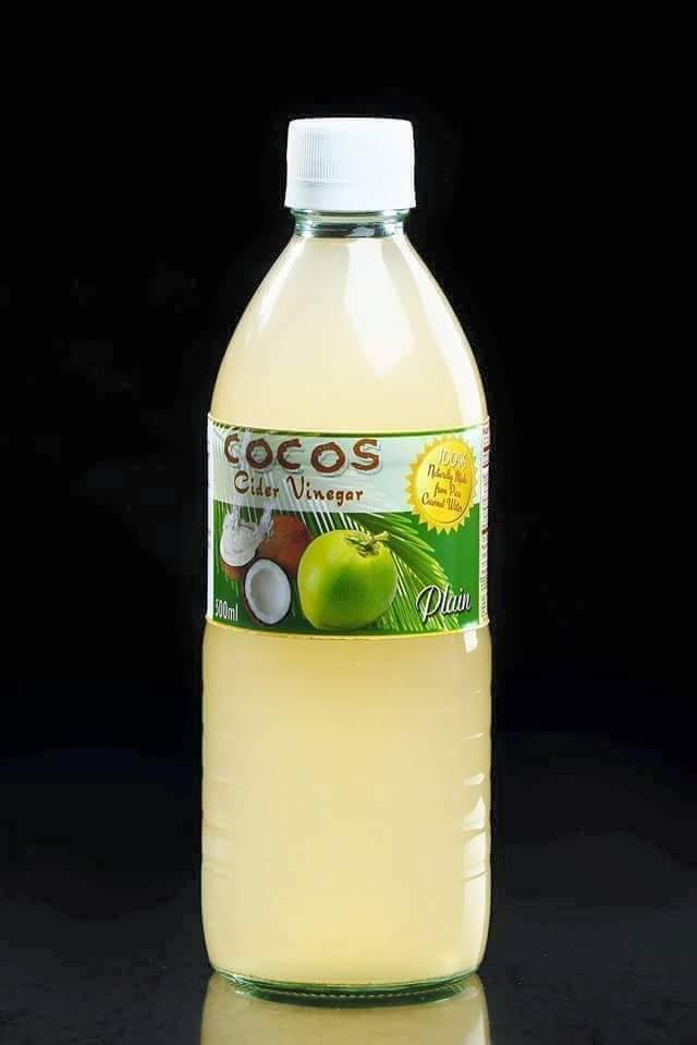 Cocos cider vinegar