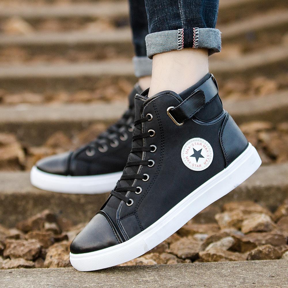 Men Versatile Shoe