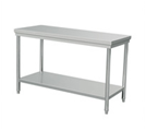 Stainless steel work table(SUS 201)