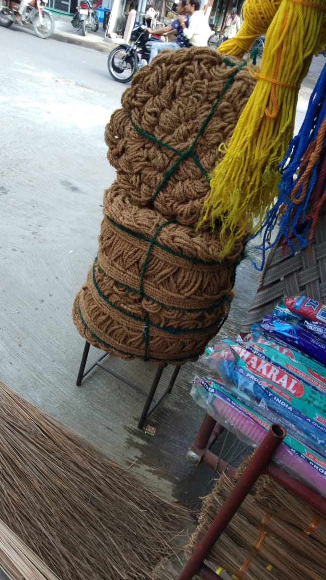 3 ply coconut rope