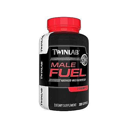 Twin lab male fuel -120capsules