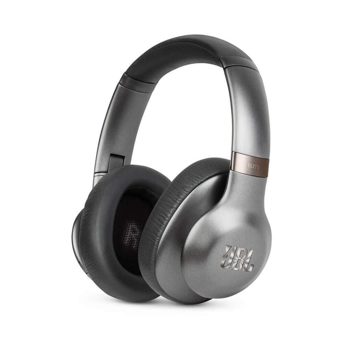 JBL Everest 750 Over-Ear Wireless Bluetooth Headphones Gun Metal
