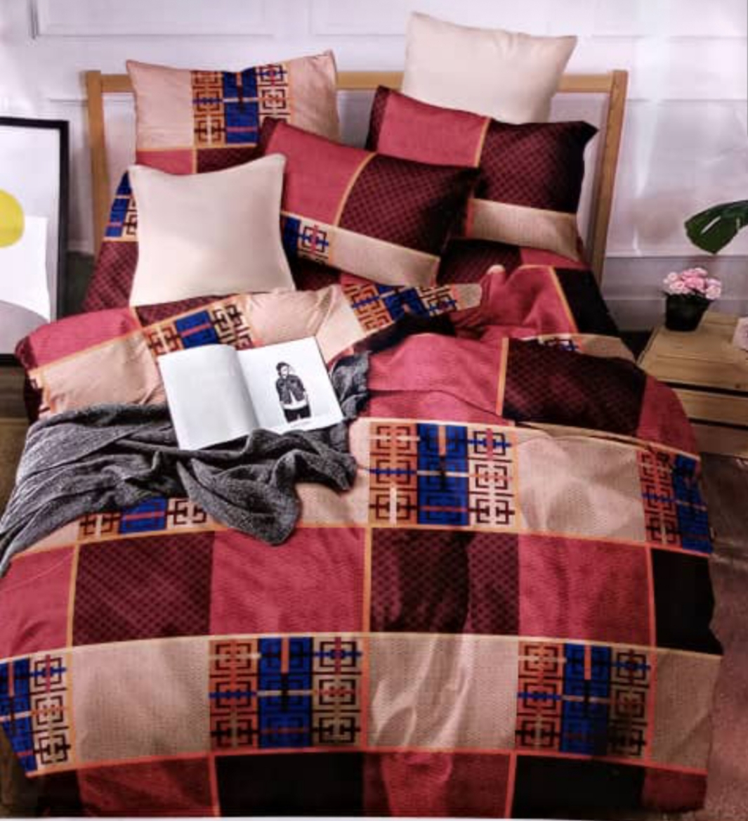 Bedspread and Duvet