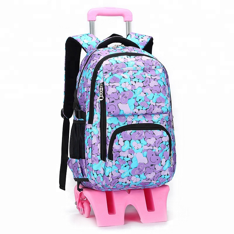 Trolley Backpack For Children