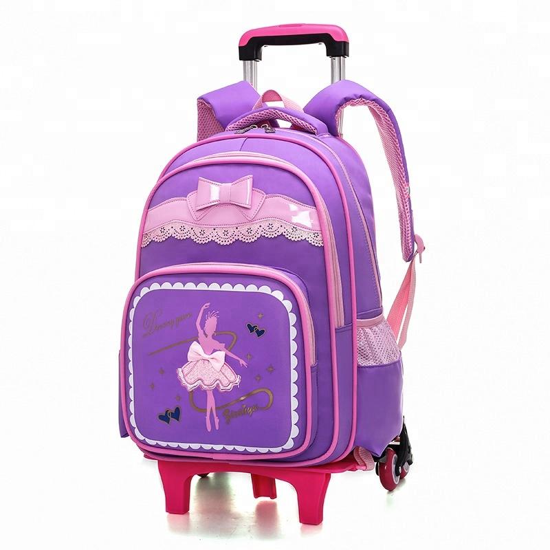 Trolley Backpack For Children