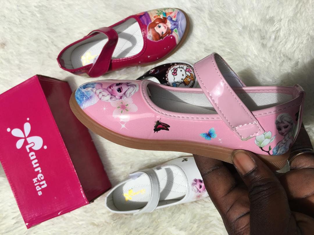 Disney cover shoes