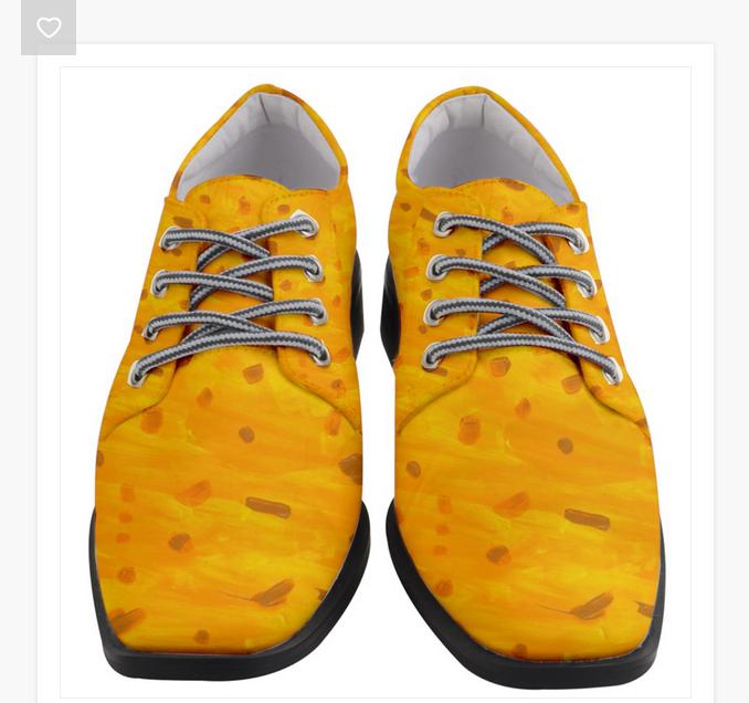 Goldfish Women Heeled Oxford Shoes