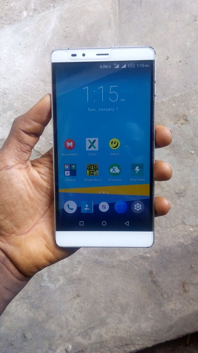 Clean Infinix Note 2 For Sale