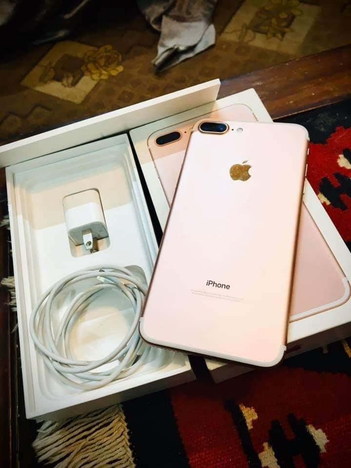 Apple iPhone 7 plus 64gb rose gold