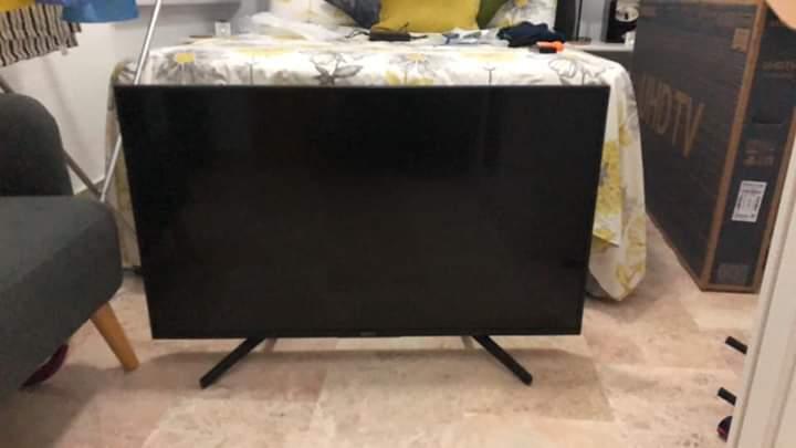 Sony Bravia 43 inch ultra smart 4k TV