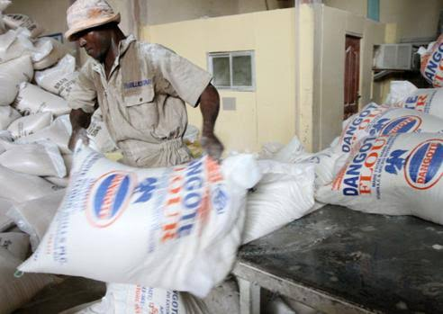 Dangote flour for sale
