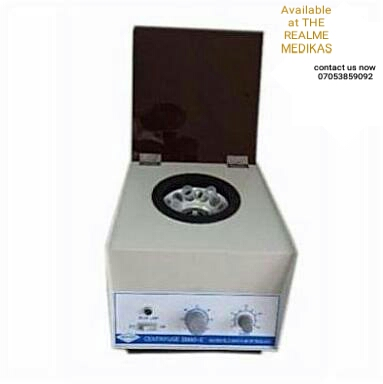 Electric Laboratory Centrifuge with 8 tubes