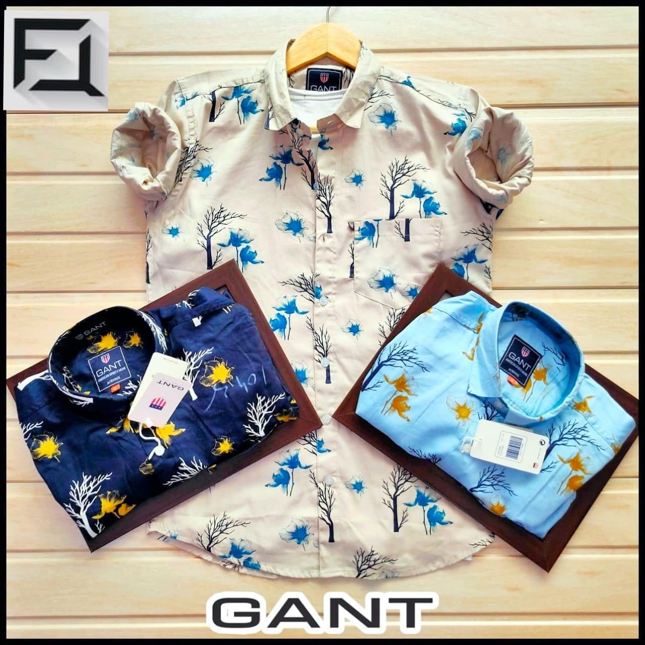 Print shirt (gents)