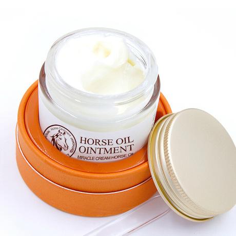 Bioaqua Horse Oil Ointment Face Cream