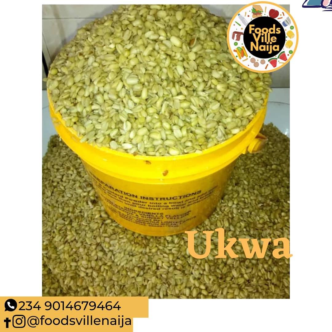 Dried Ukwa (African breadfruit)